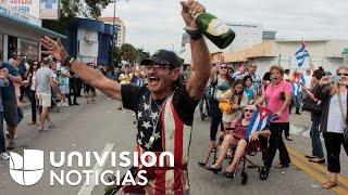 Download Jubilo en Miami por la muerte de Fidel Castro Video
