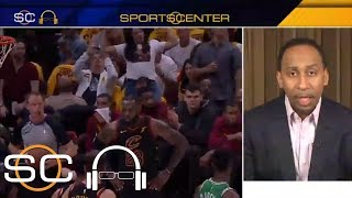 Download Stephen A. Smith on Cavaliers' Game 3 win: 'They put Boston on lock and key' | SVP SC | ESPN Video