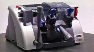 Download JMA VIENNA Key Blank Machine Video