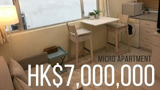 Download Hong Kong Apartment Tour 24sqm for $7,000,000 hkd Video