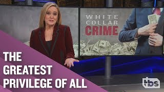 Download White Collar Crime | December 5, 2018 Act 2 | Full Frontal on TBS Video