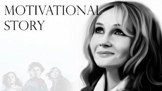 Download J.K. Rowling - motivational speech Video