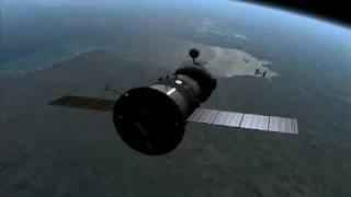 Download Soyuz TMA 20 - Orbiter Space Flight Simulator - Part 1 Video