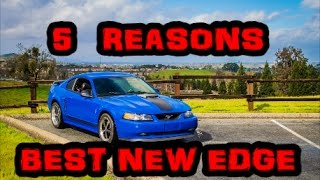 Download 5 Reasons The Mach 1 Is The Best New Edge Mustang Video