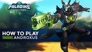 Download Paladins - How To Play - Androxus (The Ultimate Guide!) Video