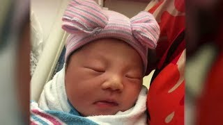 Download Wife gives birth to daughter of slain Chinese-American police officer Video
