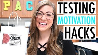 Download How to PUMP UP Your Students for Testing! | Improve Confidence and Reduce Anxiety Video