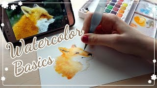 Download ☆ How To Watercolor || The Basics! ☆ Video