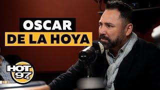Download Oscar De La Hoya On Dana White Beef, Mayweather, Going Into MMA & Canelo/GGG 3 Video