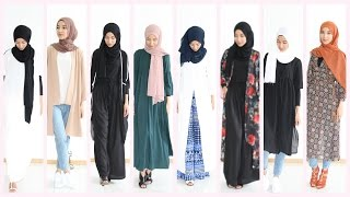 Download Hijab Lookbook : 13 outfit ideas Shein Video