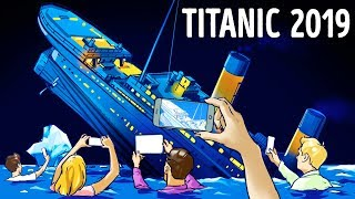 Download What If the Titanic Sank Today Video