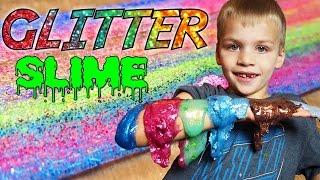 Download SUPER GLITTERY GLITTER SLIME Video
