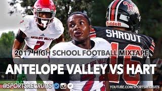Download OT THRILLER!!! Antelope Valley vs Hart HS Football Highlights: Friday Night Lights @SportsRecruits Video