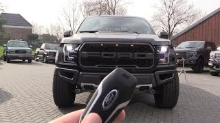 Download 2017 Ford F150 Raptor Start Up In Depth Review Interior Exterior 2018 Video