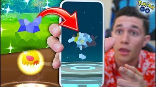 Download THIS MIGHT BE THE COOLEST EVOLUTION EVER! (Pokémon GO) Video