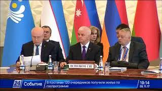 Download Премьер-министр Б.Сағынтаев қазақ-қырғыз шекарасындағы мәселеге қатысты пікір білдірді Video