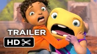 Download Home Official Trailer #1 (2015) - Jennifer Lopez, Rihanna Animated Movie HD Video