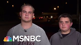 Download Brothers Describe Deadly Shooting At Florida High School | The 11th Hour | MSNBC Video