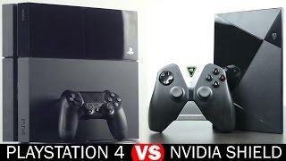 Download Nvidia Shield vs Playstation 4 - Full in-Depth Comparison Video