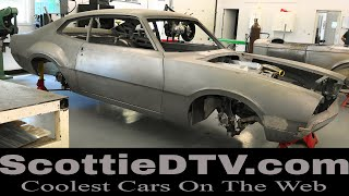 Download 1971 Ford Maverick ″Maverick″ Greening Auto Company Bare Metal Video