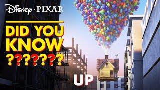 Download UP Easter Eggs & Fun Facts | Pixar Did You Know? by Disney•Pixar Video
