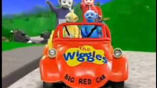 Download Teletubbies Are Baby Wiggles Big Red Car Video
