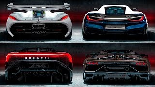 Download 12 Newest Best Supercars 2019-2021 Video