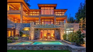 Download Lake Sammamish Estate in Bellevue, Washington Video