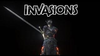 Download Dark Souls 3 Invasions - Mid level Gank Huntress Video