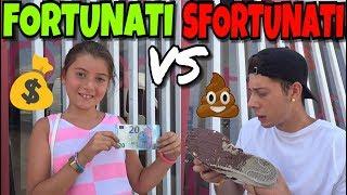 Download FORTUNATI VS SFORTUNATI - DIFFERENZE Video