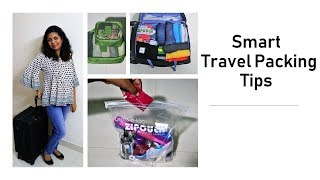 Download Smart Travel Packing Tips - How To Pack A Suitcase Video