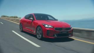 Download 2018 Kia Stinger GT trailer Video