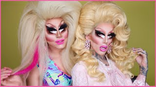 Download TRIXIE MATTEL TURNS ME INTO JEFFREE MATTEL Video