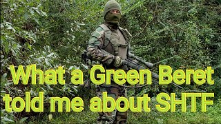Download What a Green Beret told me about SHTF Video