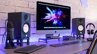 Download Epic iMac Pro Production Setup Tour! Video