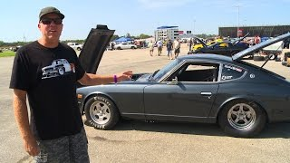 Download Turbo LS-Powered Datsun 240Z - Roadkill Extra Video