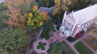 Download University of Richmond Aerial View Video