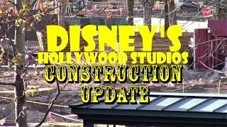 Download Disney's Hollywood Studios Construction Update 1.4.17 Star Wars / Toy Story Land + Pizzerizzo! Video