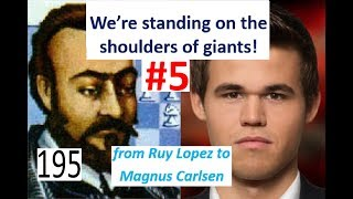 Download From Ruy Lopez to Magnus Carlsen #5 Video