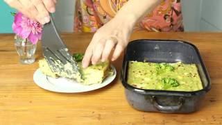 Download Cum să faci Brocco-Budincă, budinca cremoasă cu broccoli şi brânzeturi - ROMÂNĂ Video