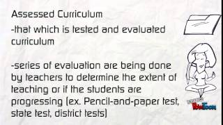 Download 7 types of curriculum Video