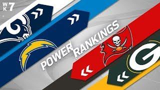 Download Week 7 Power Rankings | NFL Video