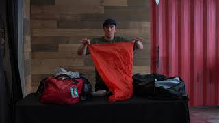Download GREENLAND to INDIA - PACKING FOR 24 DAYS ON THE ROAD - GEAR VIDEO 1 Video