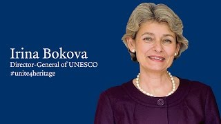 "Download ""Culture in Crisis"" address by UNESCO Director-General Irina Bokova Video"