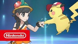 Download Pokémon Ultra Sun and Pokémon Ultra Moon – Launch Trailer (Nintendo 3DS) Video