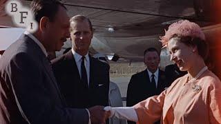 Download Queen Elizabeth II in Pakistan (1961) | BFI National Archive Video
