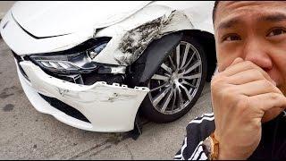 Download CRASHED MY MASERATI!!! - Vlog #606 Video