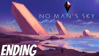 Download No Man's Sky - ENDING (Center of the Galaxy / Universe) Video