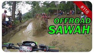 Download MOTOVLOG KLX 150 TURUN KE SAWAH   EVENT BAKSOS TRAIL ADVENTURE CIANJUR (PART 1) Video