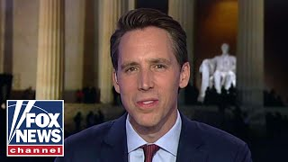 Download Sen. Hawley fires back at left-wing attacks over his speech Video